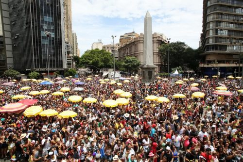 Quem disse que Belo Horizonte não tem carnaval?