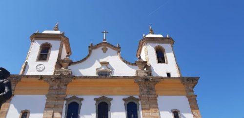 Igreja Matriz de Nossa Senhora do Bom Sucesso – Caeté / MG